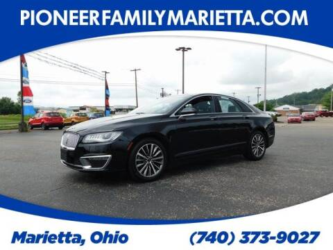 2018 Lincoln MKZ for sale at Pioneer Family preowned autos in Williamstown WV