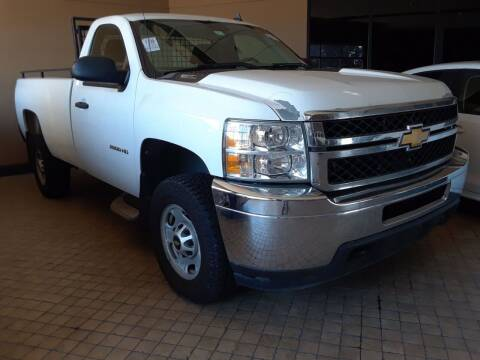 2012 Chevrolet Silverado 2500HD for sale at Auto Haus Imports in Grand Prairie TX
