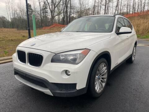 2013 BMW X1 for sale at el camino auto sales in Gainesville GA