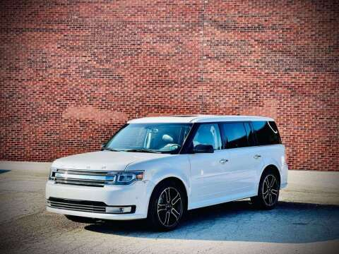 2014 Ford Flex for sale at ARCH AUTO SALES in St. Louis MO