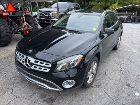 2018 Mercedes-Benz GLA for sale at BILLY HOWELL FORD LINCOLN in Cumming GA