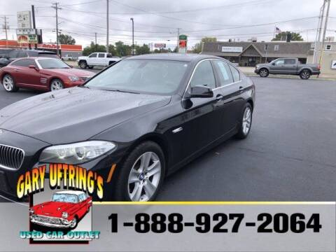 2011 BMW 5 Series for sale at Gary Uftring's Used Car Outlet in Washington IL