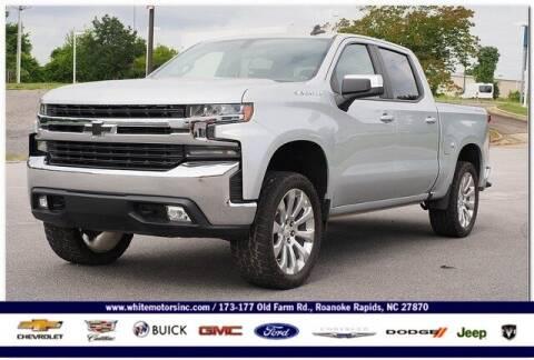 2019 Chevrolet Silverado 1500 for sale at WHITE MOTORS INC in Roanoke Rapids NC