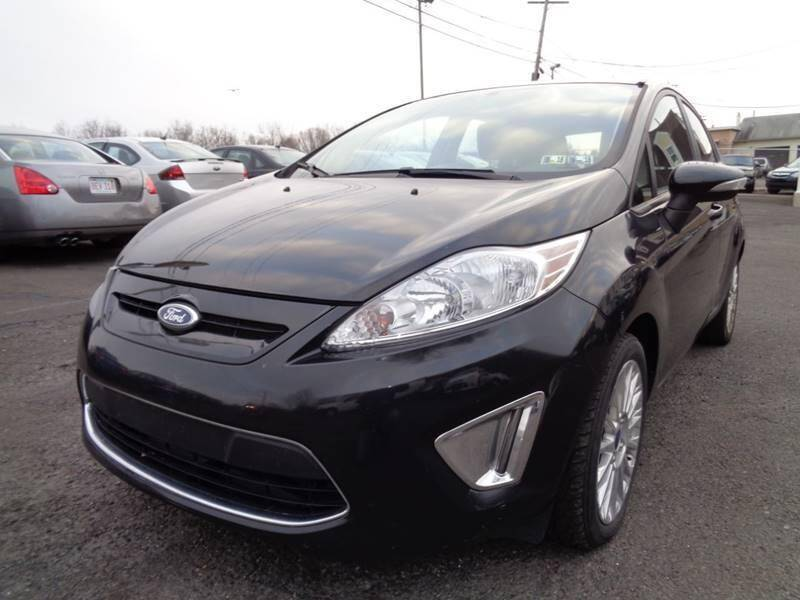 2011 Ford Fiesta for sale at All State Auto Sales in Morrisville PA