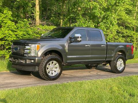 2017 Ford F-250 Super Duty for sale at CMC AUTOMOTIVE in Roann IN