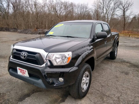 2015 Toyota Tacoma for sale at Washington Street Auto Sales in Canton MA