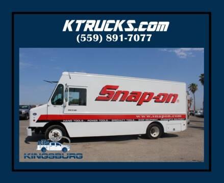 2017 Freightliner MT35 Chassis for sale at Kingsburg Truck Center in Kingsburg CA
