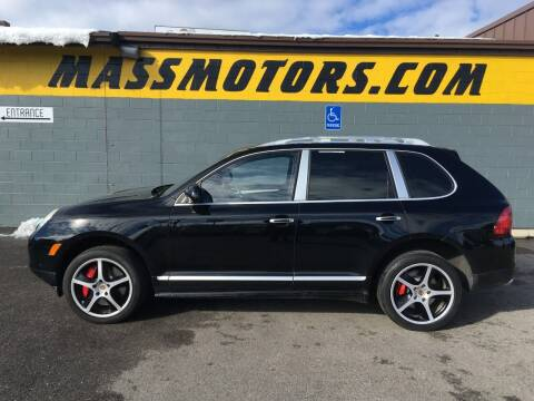 2006 Porsche Cayenne for sale at M.A.S.S. Motors - Fairview in Boise ID