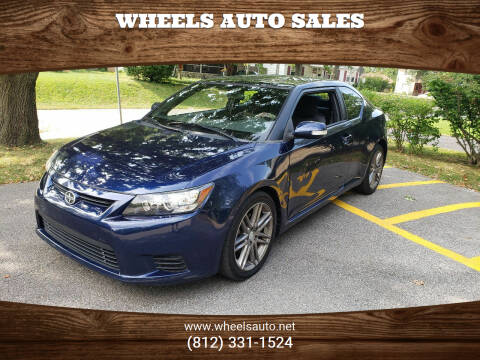 2011 Scion tC for sale at Wheels Auto Sales in Bloomington IN