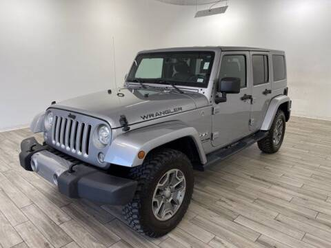 2018 Jeep Wrangler JK Unlimited for sale at TRAVERS GMT AUTO SALES - Traver GMT Auto Sales West in O Fallon MO