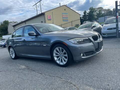 2011 BMW 3 Series for sale at Dream Auto Group in Dumfries VA