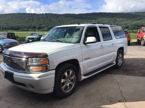 2006 GMC Yukon XL for sale at Troys Auto Sales in Dornsife PA