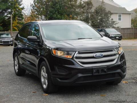 2018 Ford Edge for sale at Prize Auto in Alexandria VA