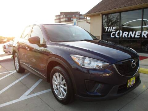 2013 Mazda CX-5 for sale at Cornerlot.net in Bryan TX