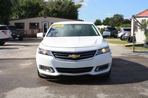 2015 Chevrolet Impala for sale at Fabela's Auto Sales Inc. in Dickinson TX