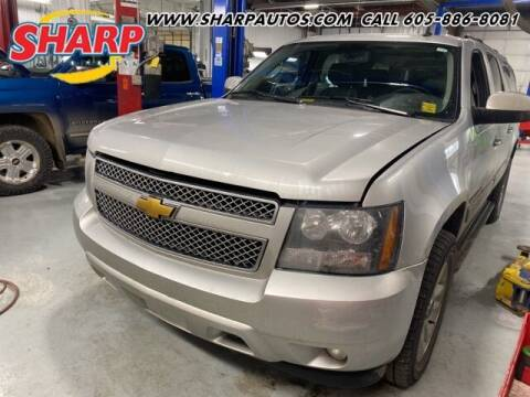 2014 Chevrolet Suburban for sale at Sharp Automotive in Watertown SD