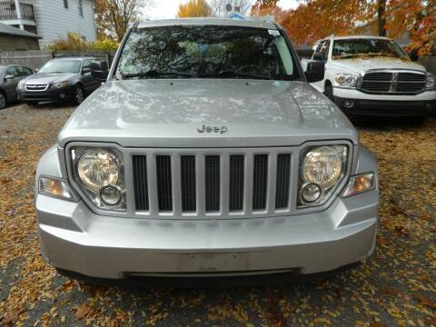2010 Jeep Liberty for sale at Wheels and Deals in Springfield MA