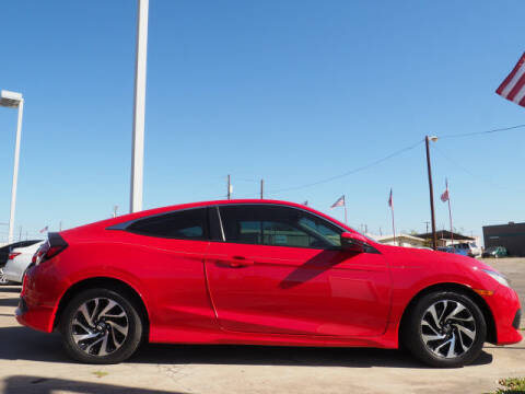 2016 Honda Civic for sale at DRIVE 1 OF KILLEEN in Killeen TX