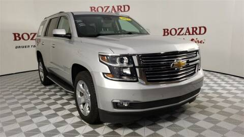 2017 Chevrolet Tahoe for sale at BOZARD FORD in Saint Augustine FL