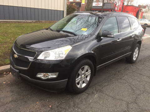 2012 Chevrolet Traverse for sale at UNION AUTO SALES in Vauxhall NJ