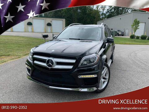 2014 Mercedes-Benz GL-Class for sale at Driving Xcellence in Jeffersonville IN