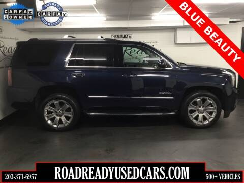 2017 GMC Yukon for sale at Road Ready Used Cars in Ansonia CT
