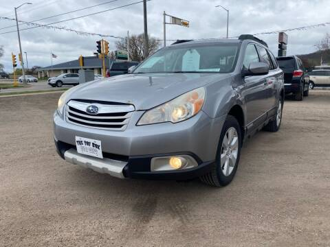 2011 Subaru Outback for sale at Toy Box Auto Sales LLC in La Crosse WI