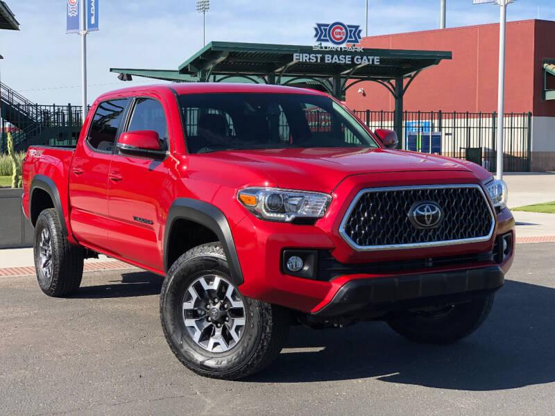 2019 Toyota Tacoma for sale at AKOI Motors in Tempe AZ