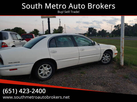 2002 Buick Park Avenue for sale at South Metro Auto Brokers in Rosemount MN