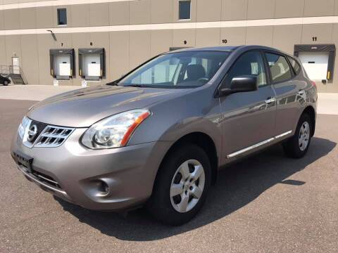 2011 Nissan Rogue for sale at Angies Auto Sales LLC in Newport MN