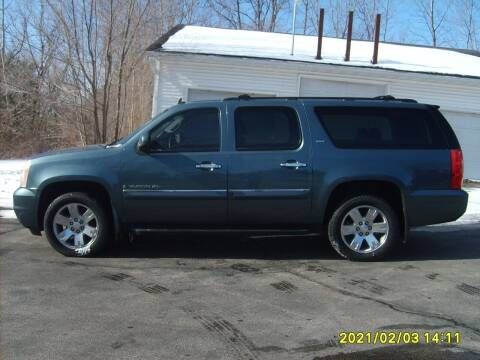 2008 GMC Yukon XL for sale at Northport Motors LLC in New London WI