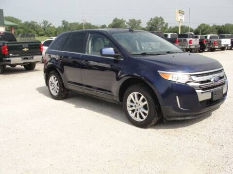 2011 Ford Edge for sale at Frieling Auto Sales in Manhattan KS