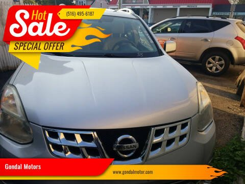 2011 Nissan Rogue for sale at Gondal Motors in West Hempstead NY