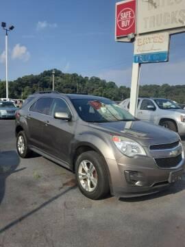 2010 Chevrolet Equinox for sale at Bates Auto & Truck Center in Zanesville OH