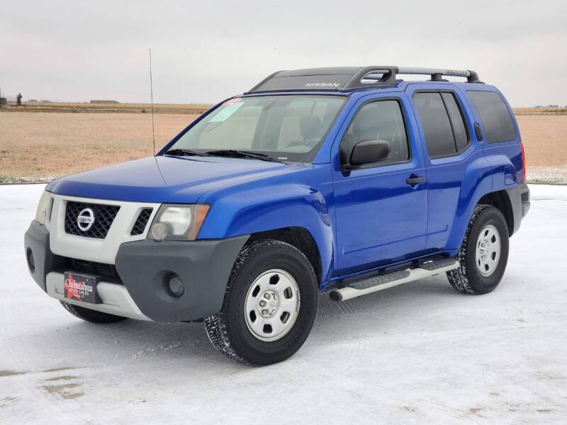2012 Nissan Xterra for sale at Chihuahua Auto Sales in Perryton TX