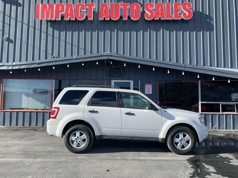 2012 Ford Escape for sale at Impact Auto Sales in Wenatchee WA