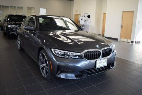 2022 BMW 3 Series for sale at BMW OF NEWPORT in Middletown RI