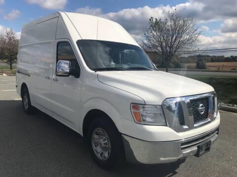 2012 Nissan NV Cargo for sale at Bob's Motors in Washington DC
