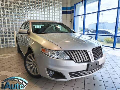 2009 Lincoln MKS for sale at iAuto in Cincinnati OH