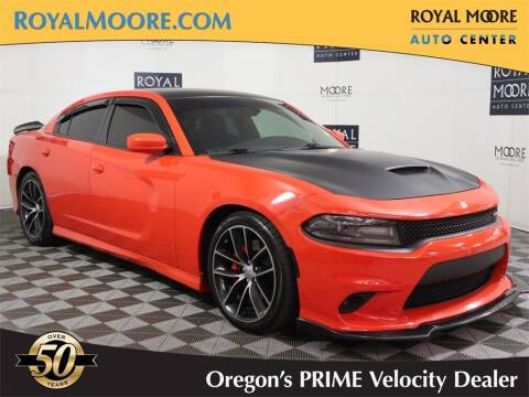 2016 Dodge Charger for sale at Royal Moore Custom Finance in Hillsboro OR