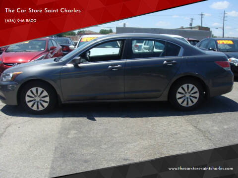 2012 Honda Accord for sale at The Car Store Saint Charles in Saint Charles MO