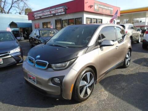 2014 BMW i3 for sale at International Motors in Laurel MD
