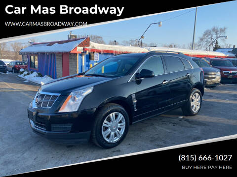 2010 Cadillac SRX for sale at Car Mas Broadway in Crest Hill IL
