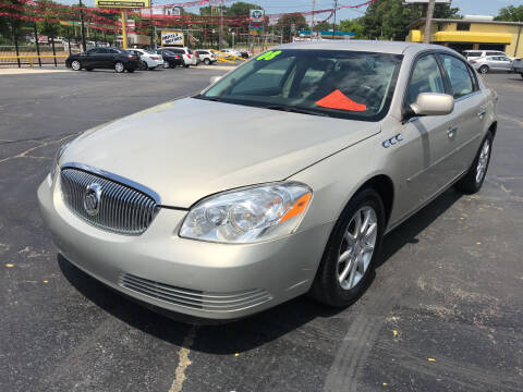 2008 Buick Lucerne for sale at IMPALA MOTORS in Memphis TN