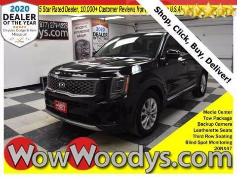 2020 Kia Telluride for sale at WOODY'S AUTOMOTIVE GROUP in Chillicothe MO