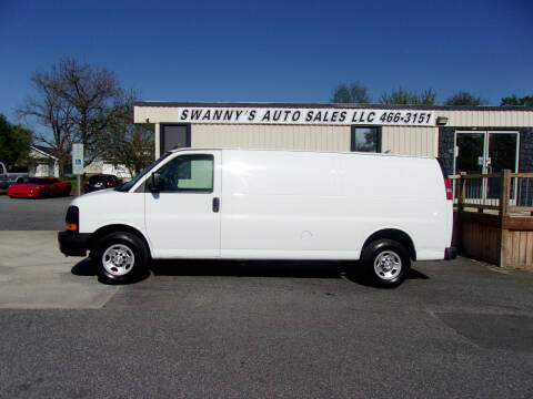2016 Chevrolet Express Cargo for sale at Swanny's Auto Sales in Newton NC