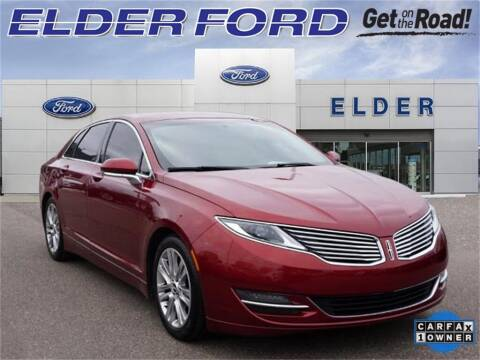 2014 Lincoln MKZ for sale at Mr Intellectual Cars in Troy MI