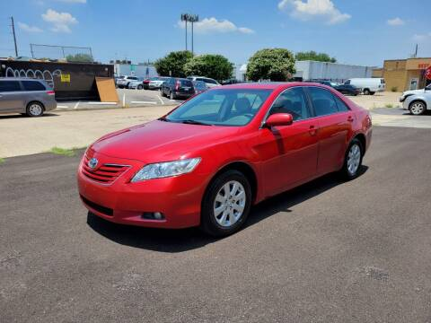 2007 Toyota Camry for sale at Image Auto Sales in Dallas TX