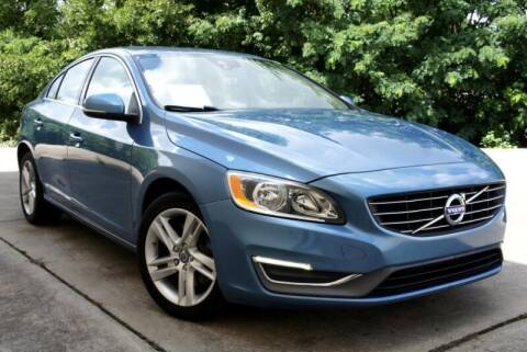 2014 Volvo S60 for sale at CU Carfinders in Norcross GA