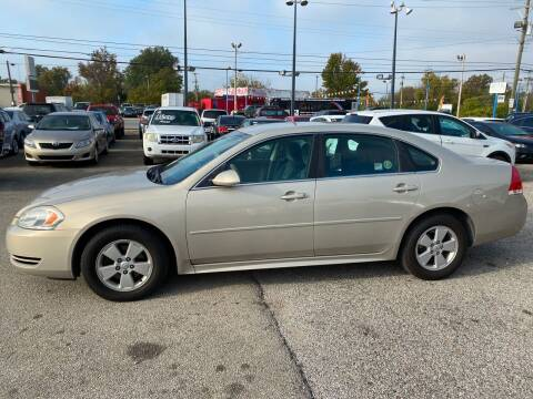 2011 Chevrolet Impala for sale at 4th Street Auto in Louisville KY